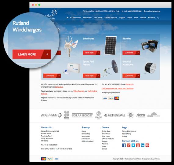 Marlec Engineering Showcase product listing