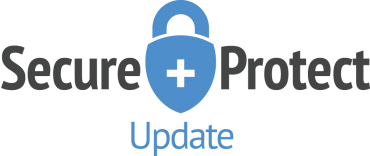 Secure and protect - Update logo