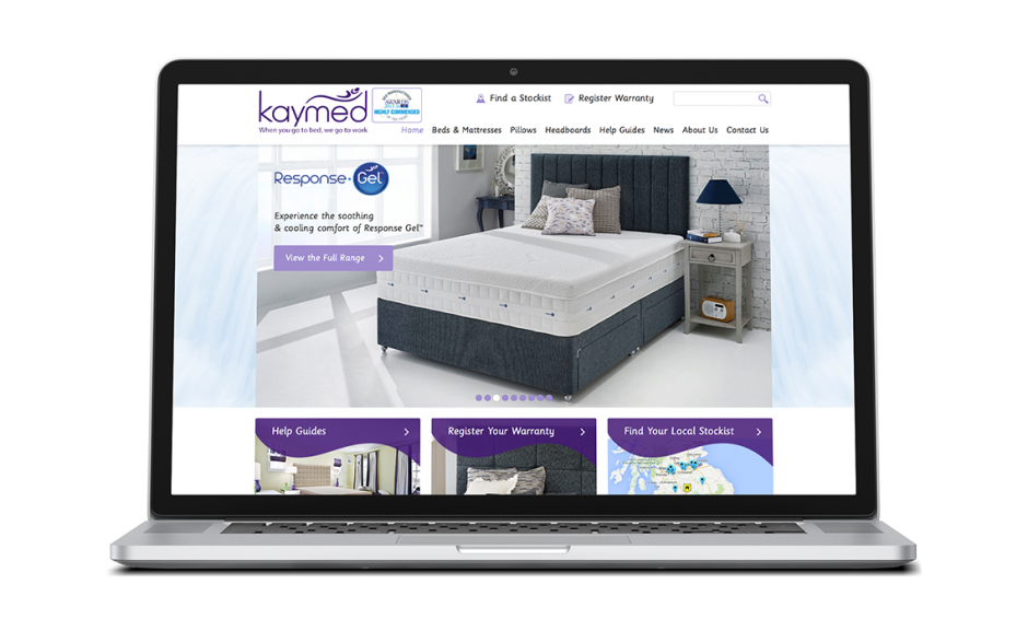Kaymed Showcase home