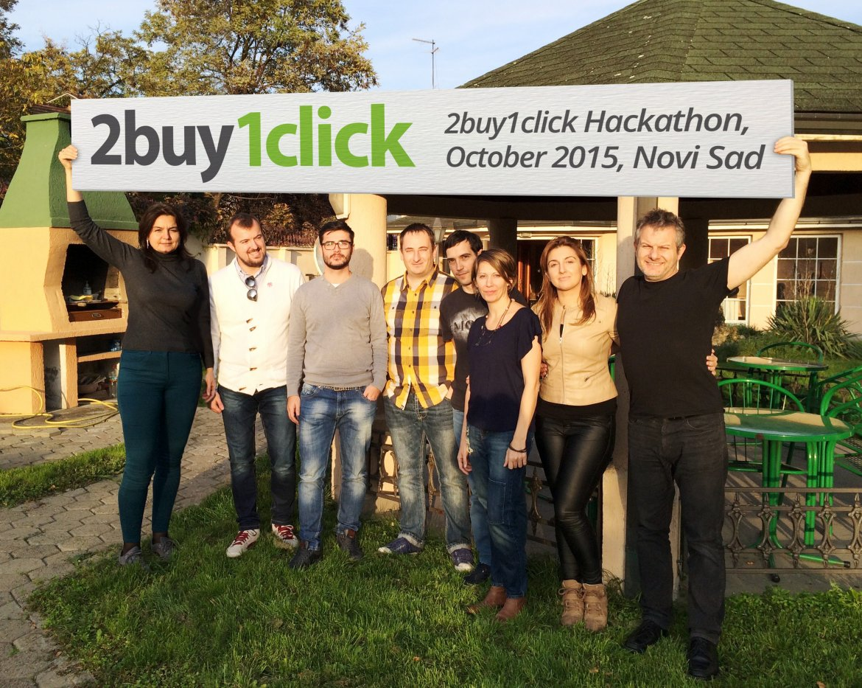 Novi Sad 2015 Team Photo