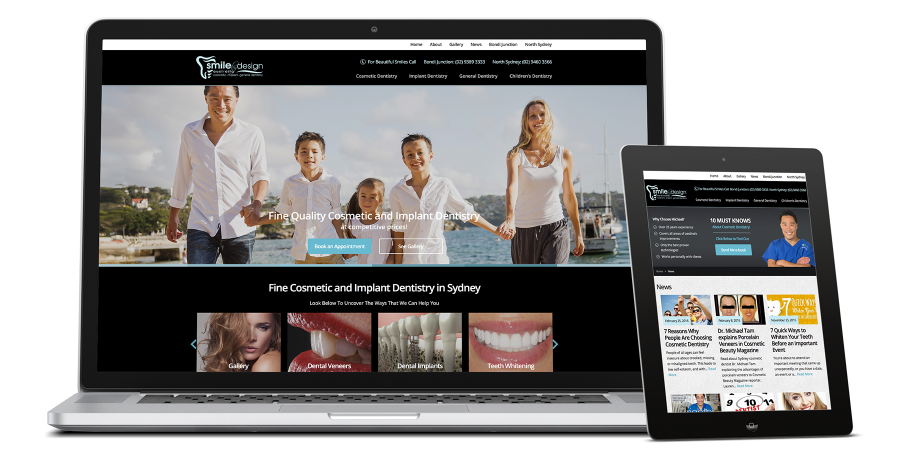 Smile By Design Showcase Home