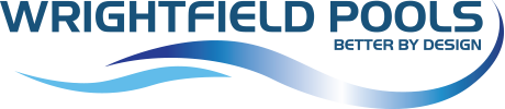 Wrightfields pools logo