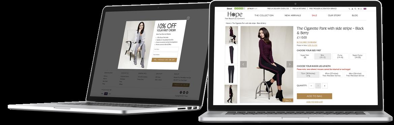 Hope Fashion showcase