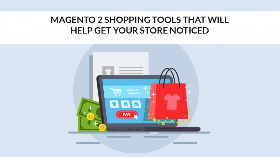 Magento 2 Shopping Tools