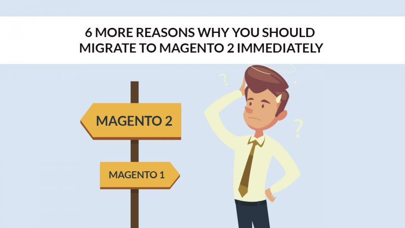 Migrate To Magento2 Immediately