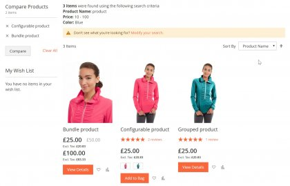 Improve Your Store While Transitioning to Magento 2 - Search Optimisation