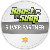 Boostmyshop - Silver Partner