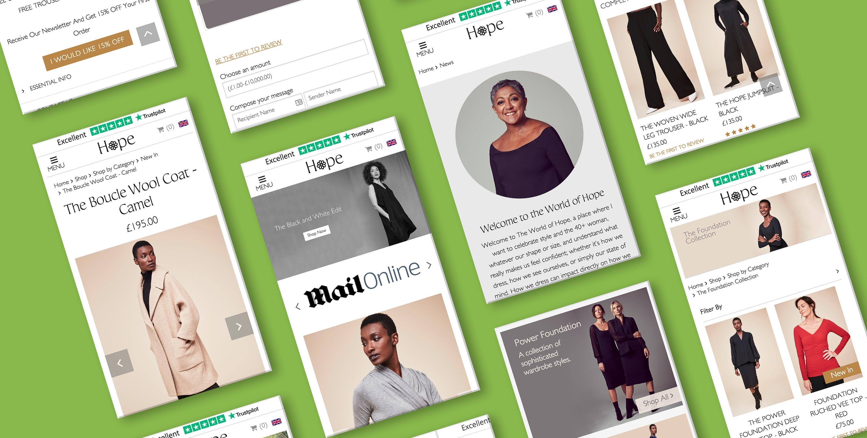 Hope Fashion Case Study
