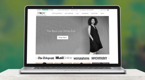 Hope Fashion - Case Study 2019