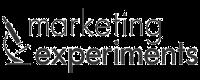 Marketing experiments logo