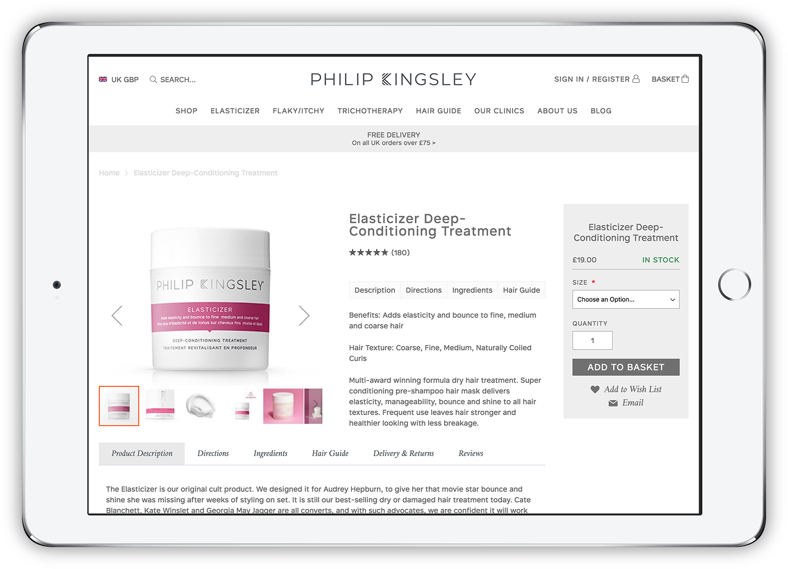 Philip Kingsley Products carousel 2