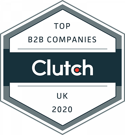 UK's Leading Magento Agency 2buy1click - Clutch Logo Top Company