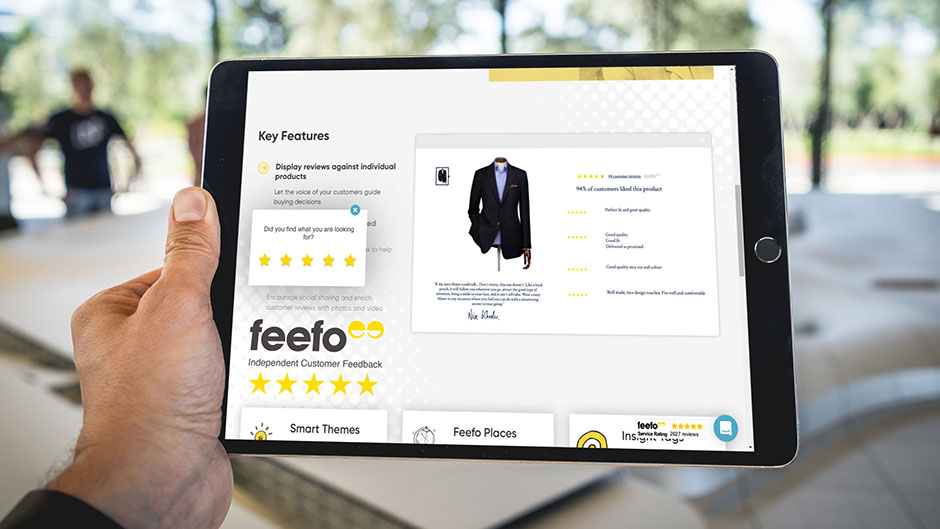 Magento Feefo Reviews Featured