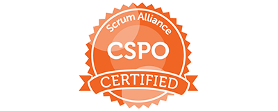 UK's Leading Magento Agency 2buy1click - Certified Scrum Product Owner logo